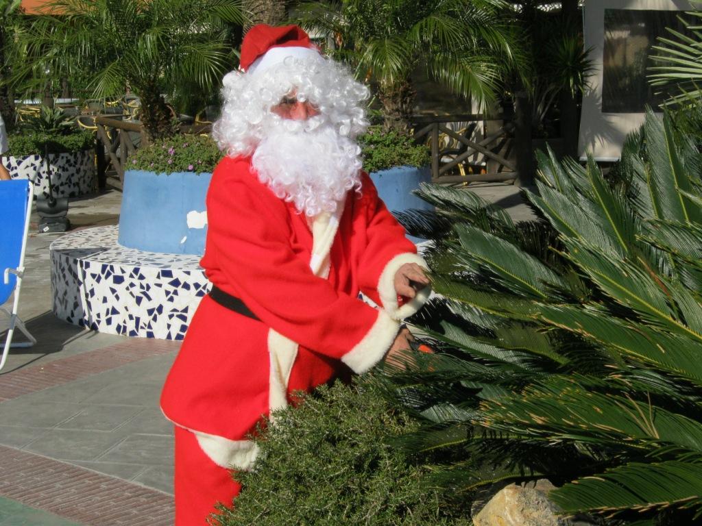 Santa Visit - Day 2