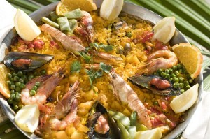 paella take away