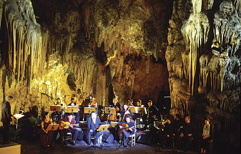 An Evening Of Music And Culture At The Nerja Caves