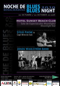 Blues Night at Sunset Beach Club