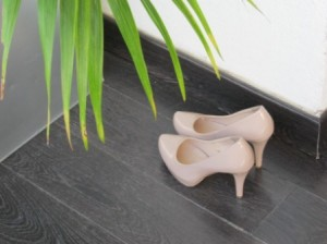 Cinderella´s shoes left at reception