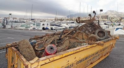 Looking after the environment in Benalmadena - Underwater ecological day