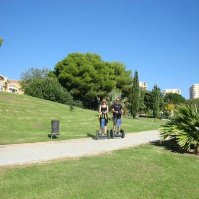 Segway tours in Benalmadena