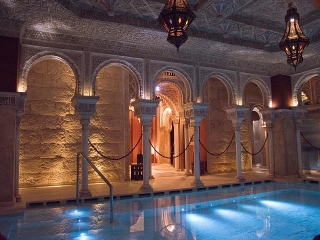 The arab baths in benalmadena a treat for the senses - Banos arabes hammam granada ...