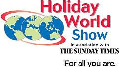 holiday world show dublin