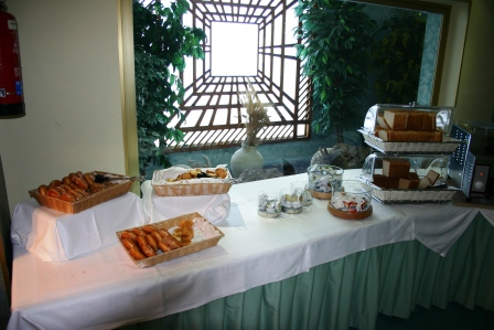Baked Goods at Buffet