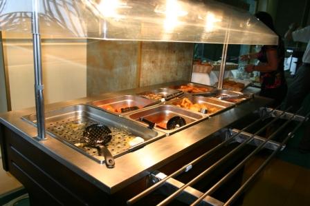 Hot Buffet Breakfast