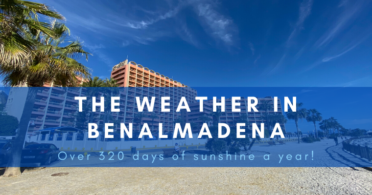 The weather in Benalmadena