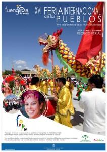 Feria Internacional de los pueblos Fuengirola