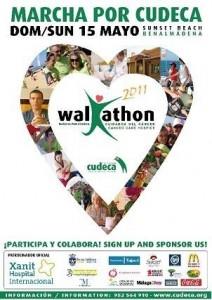 Cudeca Walkathon 2011