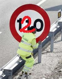 Speed limit in Spain back to 120 kph