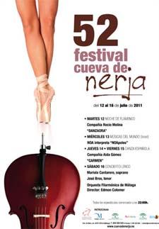 Nerja Caves Festival 2011
