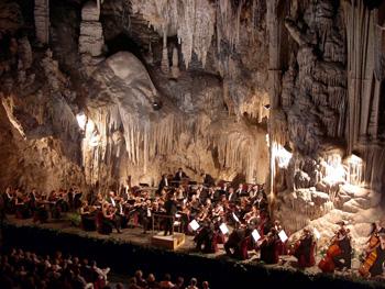 Nerja Caves concert
