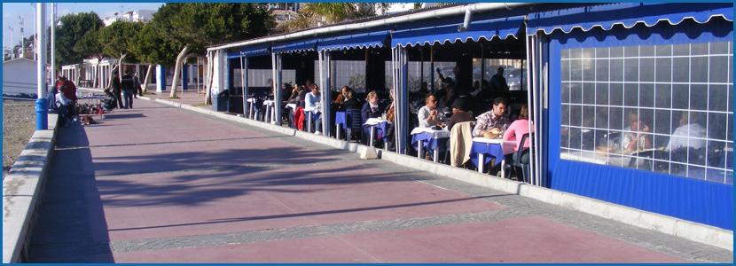 Restaurante El Tintero in Malaga