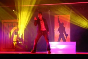 We Will Rock You Show at Moonlight Theatre