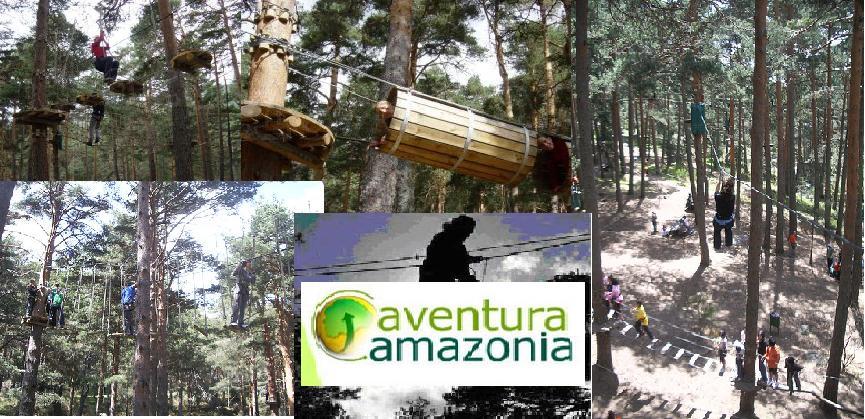 aventura amazonia adventure park in marbella