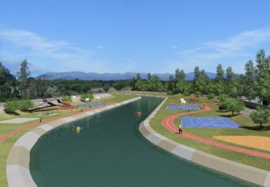 Fuengirola River Park Project