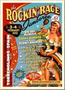 Rockin Race Jamboree 2012 Torremolinos