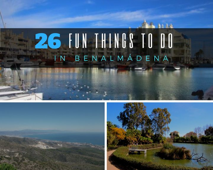 26 fun things to do in Benalmadena