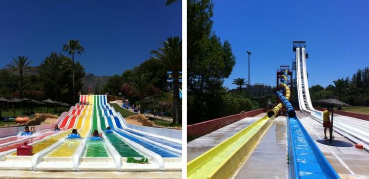 Aqualand in Torremolinos