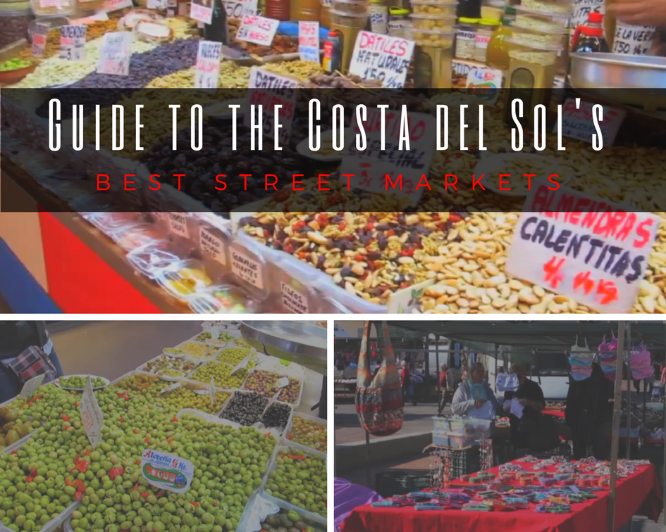 Guide to the Best Street Markets on the Costa del Sol