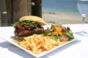 Luna Beach Burger