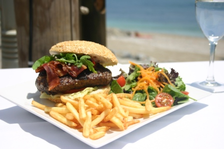 Luna Beach Burger