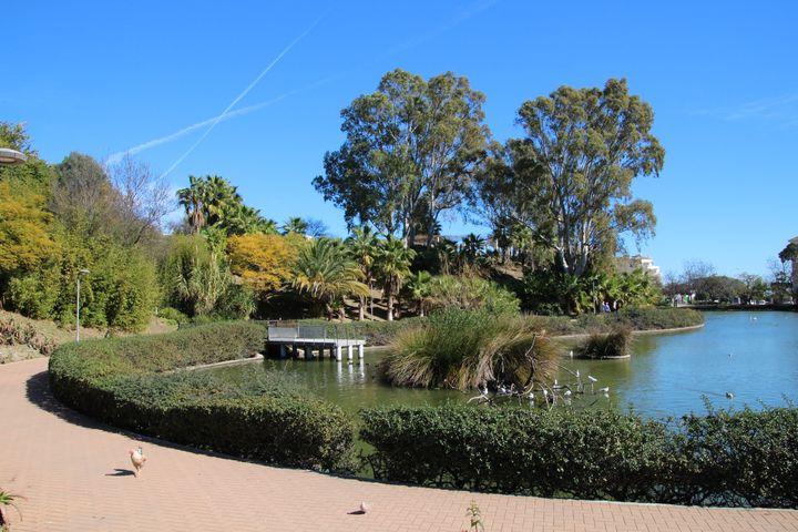 Paloma Park in Arroyo de la Miel, Benalmadena