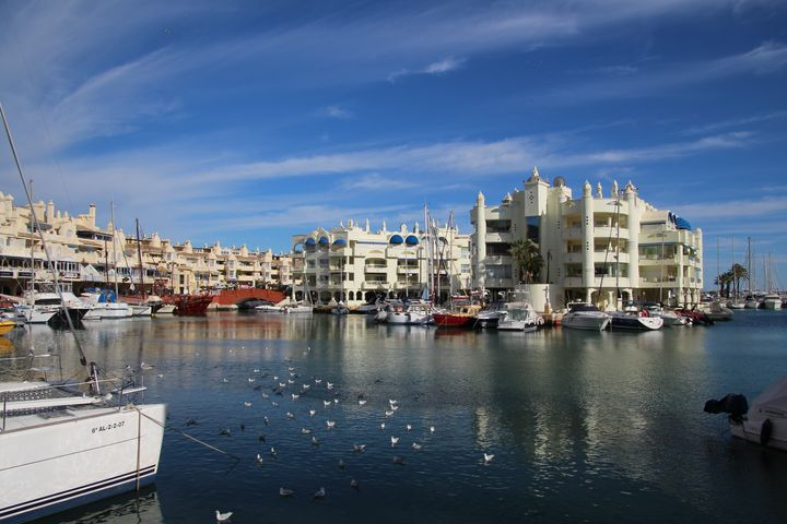 Puerto Marina in Benalmádena