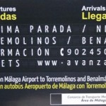 Bus from Benalmadena to Malaga Airport