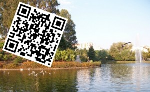 Try scanning this QR Code and see where it takes you...