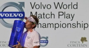 Volvo World Match play Championship 2012