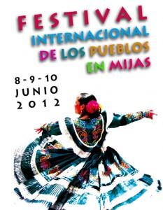 Festival internacional de los pueblos mijas 2012
