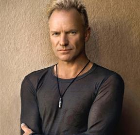 Sting concert in Marbella