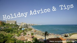 Holiday tips and advice