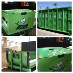 Battery Box and Paper Recycling Machine
