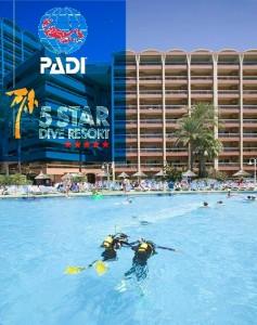 5 star PADI dive centre in Benalmadena