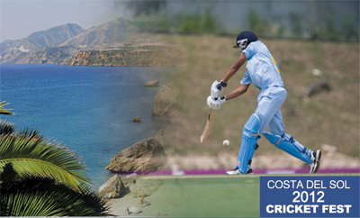 Costa del Sol Cricket Festival 2012
