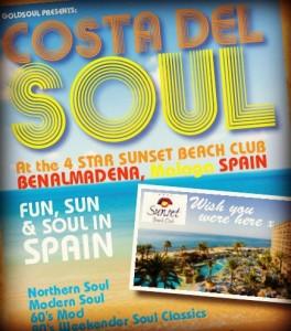 Costa del Soul at Sunset Beach Club