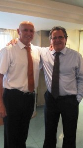 Photo with the boss...