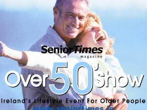 over 50s show at the RDS in Dublin