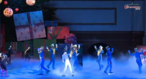 Nutcracker on Ice in Malaga