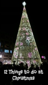 12 things to do at christmas in Benalmadena