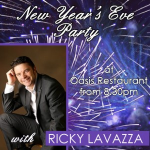 New Year's Eve Party at Sunset Beach Club