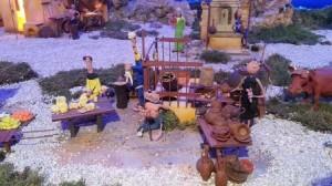 Plasticine Nativity Scene in Malaga