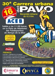 Carrera del Pavo - Turkey Race in Benalmadena