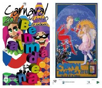 Carnival Week in Benalmadena & Malaga