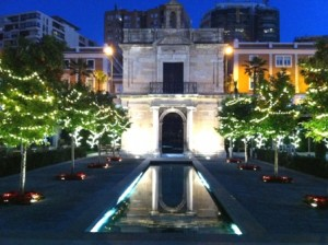 MuelleUno landmark building...