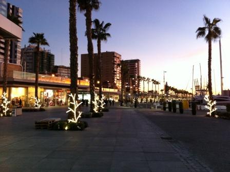 Muelle Uno in Malaga