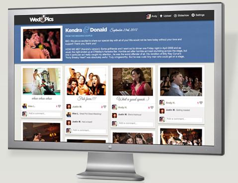 Wedpics web version